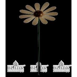 BK BLUETE Blüte für Blumenkind,natur von Blank Kunsthandwerk, Gruenhainichen