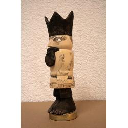 Barfußkönig der II. - Exemplar No. 85