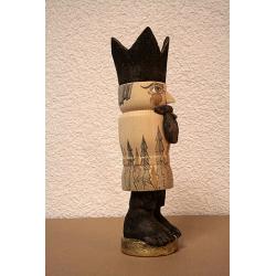 3095 S Barfußkönig der II. - Exemplar No. 94 von Blank Kunsthandwerk, Gruenhainichen