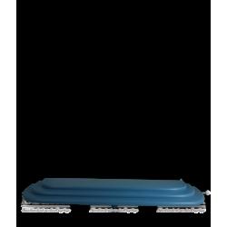 ETF 001 Engeltreppe mit 3 Etagen, farbig von Blank Kunsthandwerk, Gruenhainichen