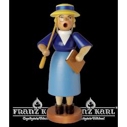 "Rauchfrau ""Lehrerin"" - 21 cm"