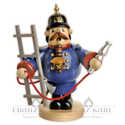 "Pipe smoker ""Firefighter"" - 19 cm (7.5 inches)"